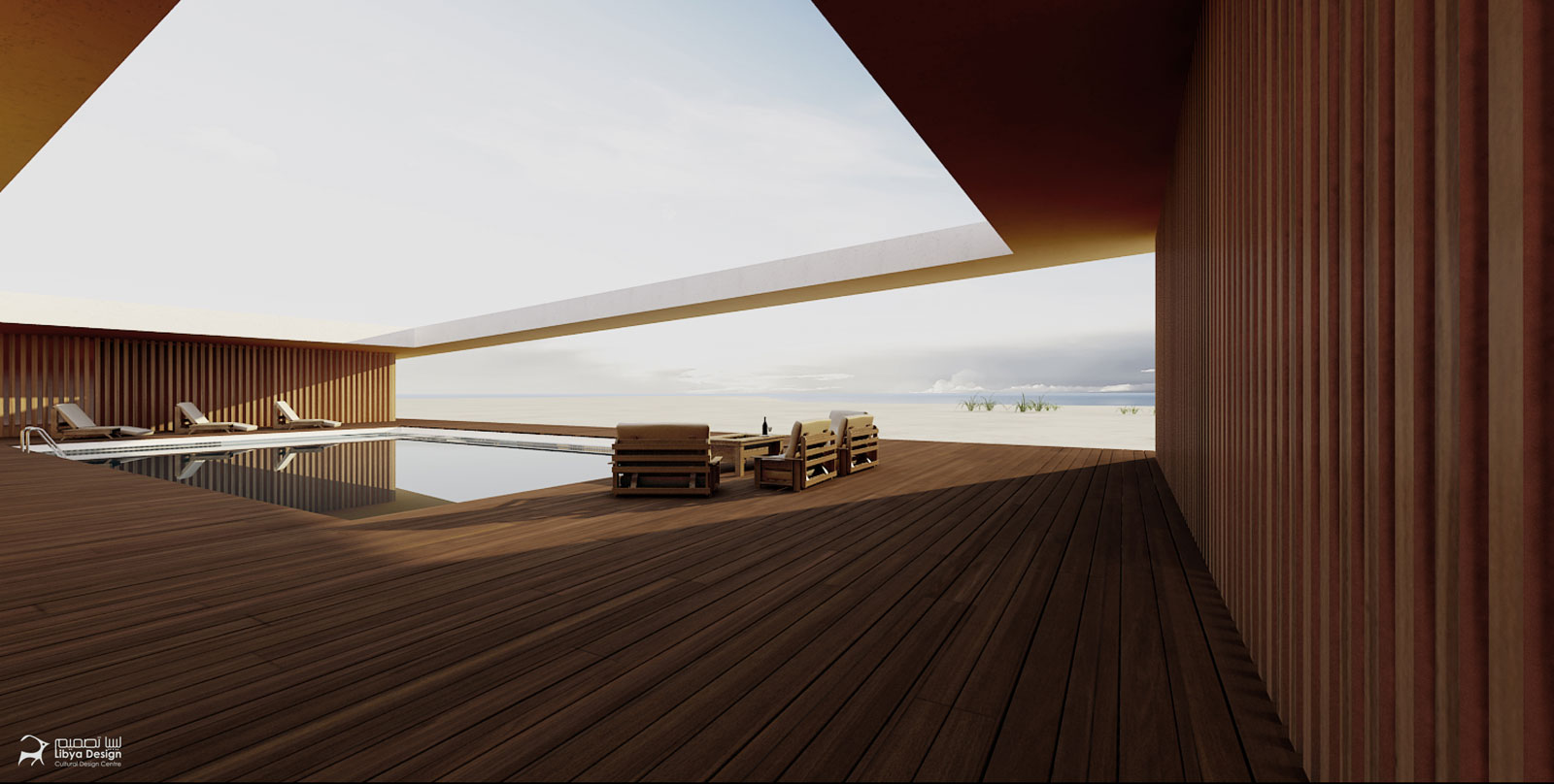 libya design Beach House 01