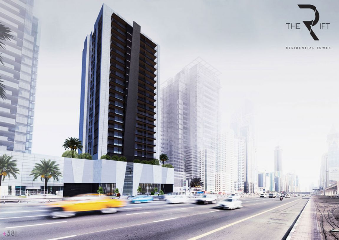 Residential_Tower_Dubai_United_Arab_Emirates_Plus_381_layout_design_architecture_02
